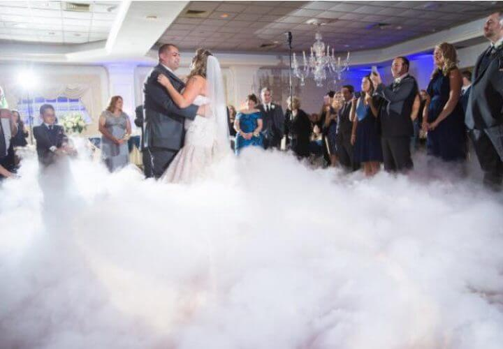 Dancing on the Clouds New Jersey Wedding DJ